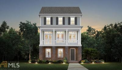 Alpharetta Single Family Home For Sale: 735 Tate Drive