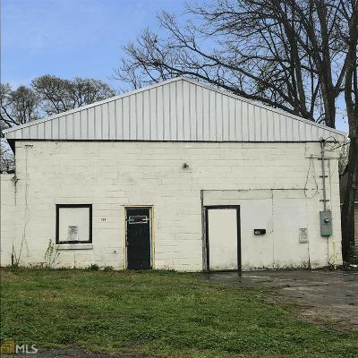 Atlanta Commercial Lease For Lease: 768 Pryor St