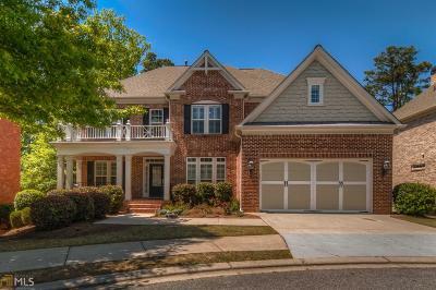 Alpharetta Single Family Home Under Contract: 4362 Bluehouse Ln