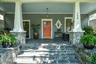 Ansley Park Single Family Home Under Contract: 155 The Prado