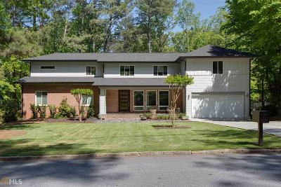 Decatur Single Family Home For Sale: 2328 Spring Creek Rd