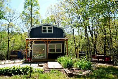 Rabun County Single Family Home For Sale: 1063 Joe Davis Rd