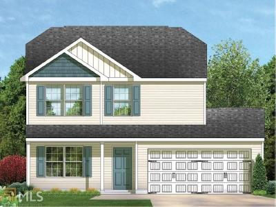 Douglasville Single Family Home Under Contract: 3933 Sitka Dr