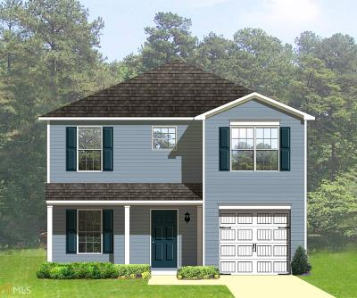 Douglasville Single Family Home Under Contract: 3913 Sitka Dr #107
