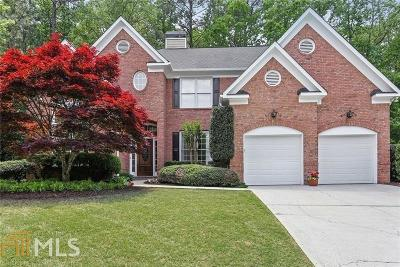 Peachtree City Single Family Home Under Contract: 3970 River Hollow Run