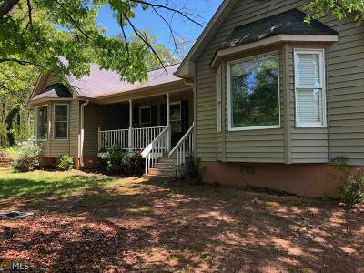 Dahlonega Single Family Home For Sale: 6422 Old Dahlonega Hwy
