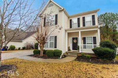 Peachtree City Single Family Home For Sale: 224 Turnbridge Cir
