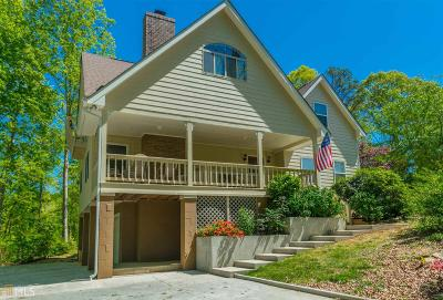 Habersham County Single Family Home For Sale: 432 Copperhead Rd