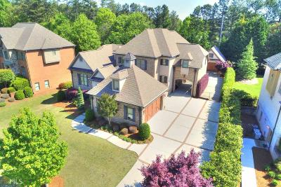 Snellville Single Family Home For Sale: 762 Grassmeade Way