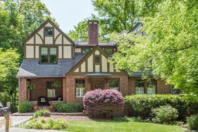 Virginia Highland Single Family Home For Sale: 917 Highland Ter