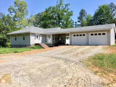 Buford  Single Family Home For Sale: 2999 Beards Rd