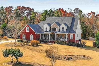 Williamson Single Family Home For Sale: 30 Oak Ridge