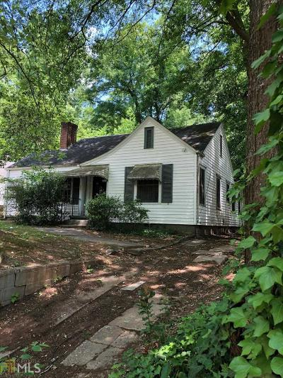 Fulton County Single Family Home For Sale: 936 Lawton