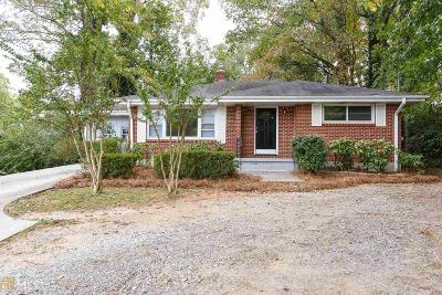 Smyrna Single Family Home For Sale: 1110 Concord Rd