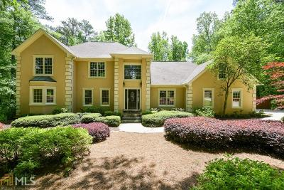 Marietta Single Family Home For Sale: 2798 Pete Shaw Rd