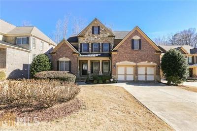 Smyrna Single Family Home For Sale: 4237 Barnes Meadow Rd