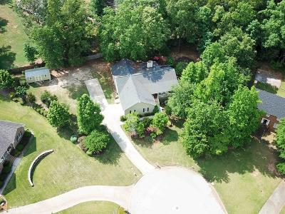 Conyers Single Family Home For Sale: 4770 Shadybrook Way