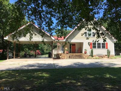 Newton County Single Family Home For Sale: 2511 Elks Club Rd