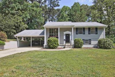 Dekalb County Single Family Home For Sale: 3240 Moss Oak Dr