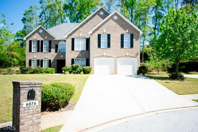 Lithonia Single Family Home For Sale: 6076 Fairington Farms Ln