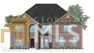 Stockbridge Single Family Home For Sale: 1329 Mandarin Ln #167