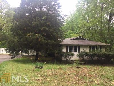 Ellenwood Single Family Home Under Contract: 4190 Grant Rd