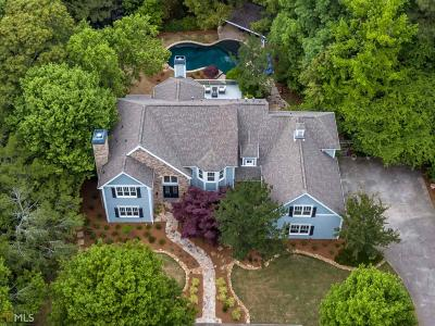 Buford Single Family Home For Sale: 2598 East Maddox Rd