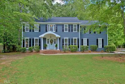 Peachtree City Single Family Home For Sale: 222 Creekstone Bend