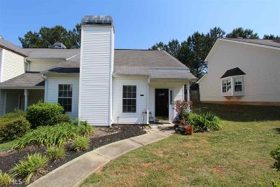 Lithonia Condo/Townhouse Under Contract: 5921 Dogwood Mnr