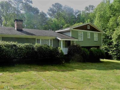 Carroll County, Douglas County Single Family Home For Sale: 2070 Cedar Ter