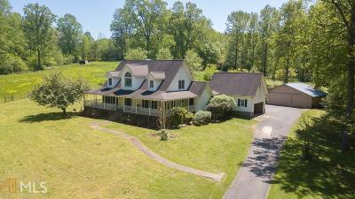 Pickens County Single Family Home For Sale: 1290 Philadelphia Rd