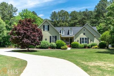 Fayetteville Single Family Home For Sale: 155 Hillside Dr