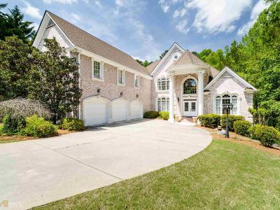 Roswell Single Family Home For Sale: 5885 Plantation Dr