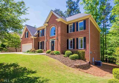 Alpharetta Single Family Home For Sale: 120 Birkdale Ct