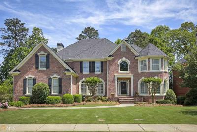 Johns Creek Single Family Home For Sale: 10175 High Falls Pt