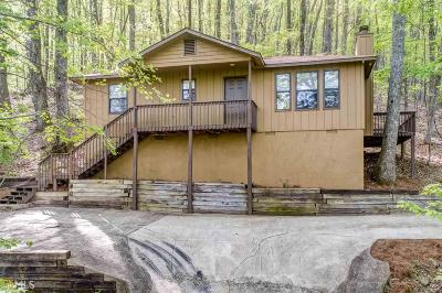 Pickens County Single Family Home Back On Market: 764 Chestnut Cove Trl