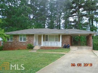 Dekalb County Single Family Home For Sale: 1891 Janet Ln