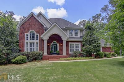 Peachtree City Single Family Home For Sale: 102 Strathmore Ln