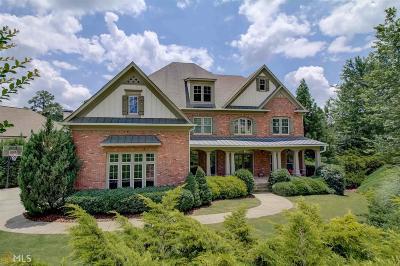 Suwanee Single Family Home For Sale: 5030 Grimsby Cv