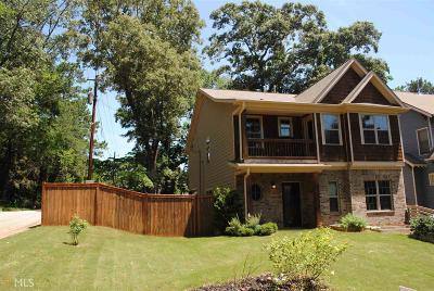 Decatur Single Family Home For Sale: 2644 White Oak