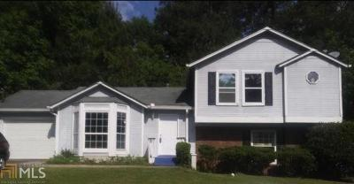 Fulton County Single Family Home For Sale: 507 Wilson Mill Rd