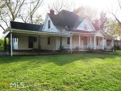 Elbert County, Franklin County, Hart County Single Family Home For Sale: 77 Bowers St