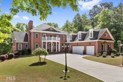 Acworth Single Family Home For Sale: 3300 Hill Forest Trl