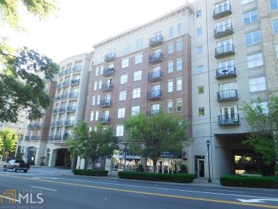 The Aramore Condo/Townhouse Under Contract: 2255 Peachtree Rd #724