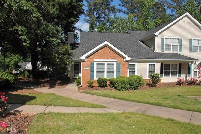 Peachtree City Condo/Townhouse Under Contract: 201 Ridgelake Cir