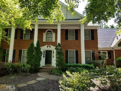 Roswell Rental For Rent: 3010 Shallowford Park