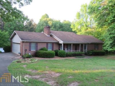 Buford  Single Family Home For Sale: 3700 Carter Rd
