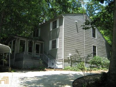 Clarkesville Single Family Home For Sale: 578 Waters Edge