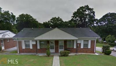 Clayton County Multi Family Home For Sale: 704 Hill St