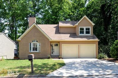 Johns Creek Single Family Home Under Contract